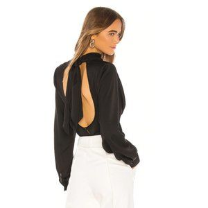 """Revolve L'Academie """"The Chery Top"""" Backless Blouse"""